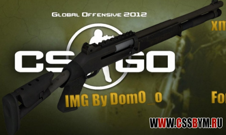 Скачать XM1014 (Counter-Strike: Global Offensive)