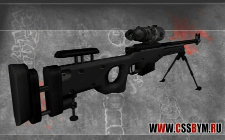 Скачать SpecOps AWP with AN4 Night Vision Scope