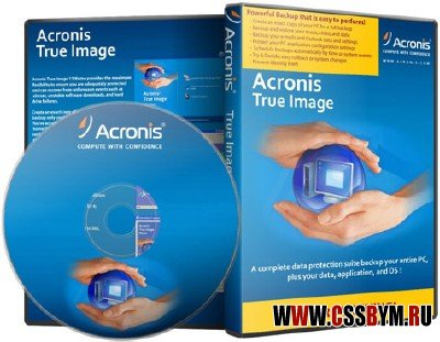 Acronis True Image Echo Enterprise Server 9.7.8398 RUS + Acronis Universal Restore