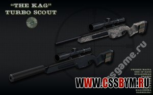 Cкачать модель Scout - the kag turboscout