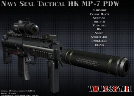 Скачать TMP для CSS (Navy Seal Tactical)