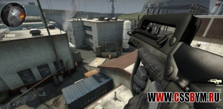 Скачать модель Famas для Counter-Strike: Global Offensive - Famas ReAnim