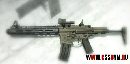 Скачать M4A1 CSGO - AAC HONEY BADGER CSGO