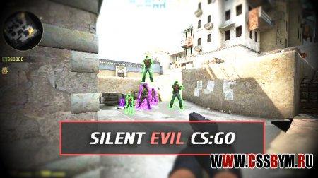 Читы для CSGO: Multihack Silent Evil